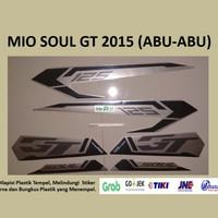 Mio Sporty 2010 Putih Motor Yamaha Stiker Striping Stripping Sticker