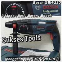 GBH 2-20 DRE Mesin Bor Bobok Beton Bosch GBH2-20 DRE Rotary Hammer