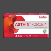 Asthin Force kap 4mg, 6 mg, 12 mg