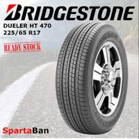 Ban Mobil Bridgestone Dueler HT470 225/65 R17 - Bridgestone 225/65R17