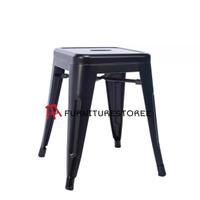 kursi bar kursi minibar kursi iron bangku besi tinggi kursi cafe 45cm