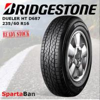 Ban Mobil Bridgestone Dueler D-687T 235/60 R16