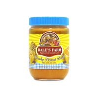 w2fit Dale's Farm Crunchy Peanut Butter – Selai Kacang 500gr