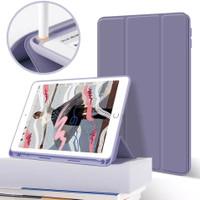 Smart Case iPad Air 1 Air 2 Pro 5 Gen 6 Gen 9.7 Silikon + SLOT PENCIL