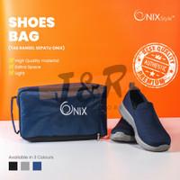 Tas Sepatu / Shoes Bag Onix BLACK