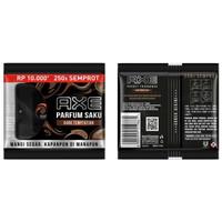 Axe Parfum Saku Dark Temptation 17ml (1pcs)