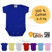 Baju Bayi jumper jumsuit bayi Baby Leon Jumsuit Newborn 1Pcs BC-01