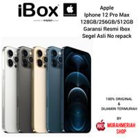 Apple Iphone 12 pro Max 256Gb Garansi Resmi ibox by Tam