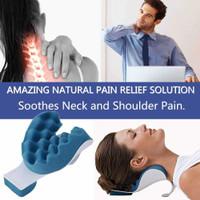 Bantal Terapi Relaksasi Pereda Sakit Leher Kepala Cervical Pillow