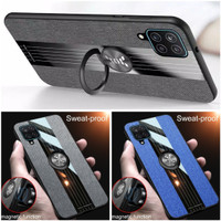 Casing Softcase Iring New Style Samsung Galaxy A12 Soft Back Case