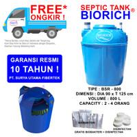 Septitank Safety Tank Spiteng Biotech Tangki BioFil Kapasitas 4 orang