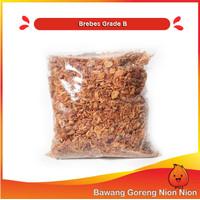 Bawang Goreng Brebes Grade C enak dan renyah
