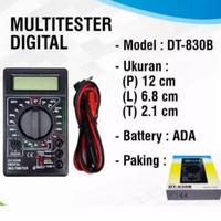 DT830B Multimeter multitester digital DT-830B avometer