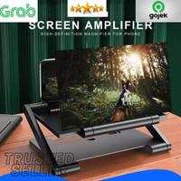 3D Folding Phone Screen Projector Amplifier Pembesar Layar Hp Phone 3D