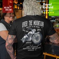 Kaos T-Shirt Baju Royal Enfield Motor Custom Caferacer Racing Bikers