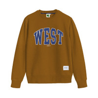 West Camel Crewneck