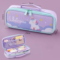 Tempat Pensil / Angoo dreaming set Handbag Style Pencil Case Hand