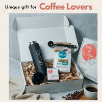 hampers kopi / Tumbler Led Custom / Kado unik / Coffee Gift Box