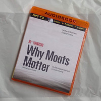 Audiobook Why Moats Matter