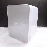 Mini Fridge 10L Skincare Mini Kulkas Kosmetik THOUSAND SILVER SN-ZZA