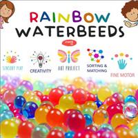 WATERBEADS - ORBEEZ- HiDROGEL-SENSORY PLAY