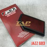 AIR FILTER - FILTER UDARA RACING JAZZ GD3 VTEC IDSI APEX ORIGINAL