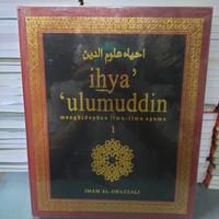 buku ihya ulumuddin al ghazali 3 buku