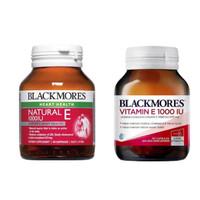 Blackmores vitamin E 1000 iu isi 30