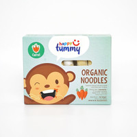 Happy Tummy Noodle - Carrot 150g