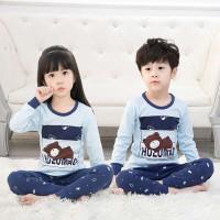 Baju Tidur Anak / Piyama Anak Motif Kartun / Katun PG001-24