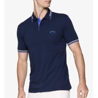 Paul slim polo shirt original Hugo Boss fashion hype beast mens pria