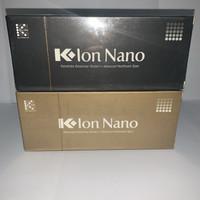 K-ION NANO K-LINK ORIGINAL KACAMATA KESEHATAN WARNA BLACK ,BLACK SMALL