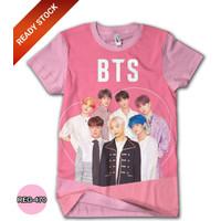 Baju BTS Anak Perempuan Wanita Kaos BTS Dewasa #REG-470