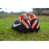 Soccer Nike Tiempo Legend VIII Elite FG - Black Orange
