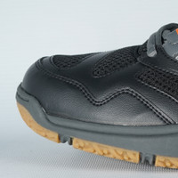 Sepatu Eagle Orbit Hitam/Abu - Badminton Shoes