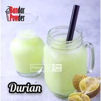 Durian Powder 1Kg - Serbuk Bubuk Minuman Bubble Rasa Duren - Bandar Po