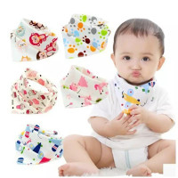 Clemek untuk Makan Bayi - Sleber Segitiga Untuk Bayi - Celemek Bayi