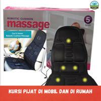 Kursi Pijat Di Mobil dan Di Rumah Robotic Cushion Massage