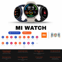 XIAOMI MI WATCH AMOLED SCREEN - Smartwatch Smart Watch