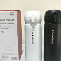 Lock n Lock Termos Vacuum Tumbler Air Panas Dingin Easy Touch 305 ml