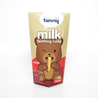 Happy Tummy Teething Rusk - Quinoa 56g