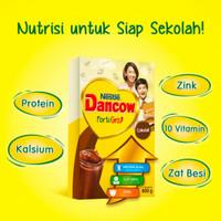 Susu Dancow Fortigro 800 Gr Coklat / Instant / Full Cream - Coklat