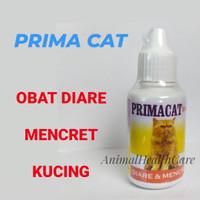 OBAT DIARE KUCING OBAT MENCRET KUCING VITAMIN PENCERNAAN - PRIMA CAT