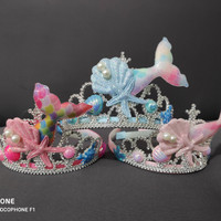 bando mahkota anak cantik