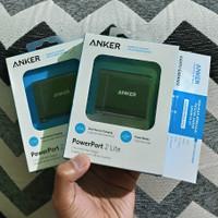 Anker Powerport Lite 17Watt 2-Port USB Black New - A2129
