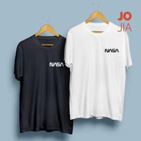 Baju Kaos Atasan Tshirt Distro Fashion Pria Wanita Murah Nasa