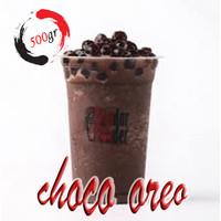 Bubuk Choco Oreo 500gr - Serbuk Minuman Thai tea dan Bubble Drink