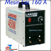 Mesin Las 450Watt Lakoni Falcon 162IX - Trafo Las 450WATT FALCON162 IX