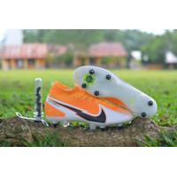 Soccer Nike Mercurial Superfly VII Elite SG - White Laser Yellow