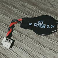 Baterai CMOS Laptop MSI GL62M KTS CR1220W 3.0v
